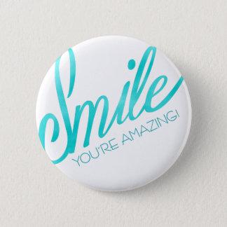 Badge Sourire vous êtes extraordinaires