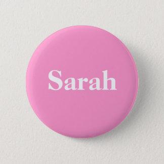 Badge Soutien de Sarah Palin simplement indiqué