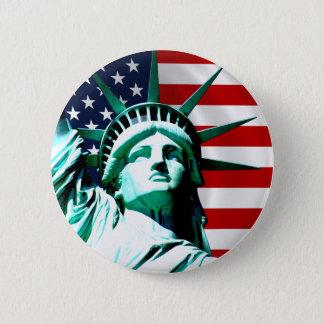 Badge Statue de la liberté, New York