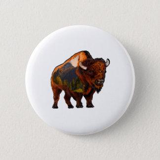 Badge Sur la prairie