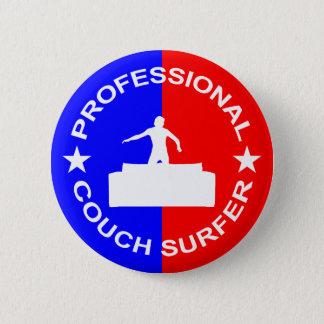 Badge Surfer professionnel de divan