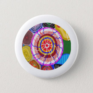 Badge Surya Chakra - énergie de source de Sun