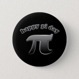 Badge Symbole heureux du jour pi de pi pour des ballots