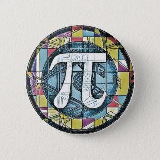 Badge Symboles du jour pi de pi
