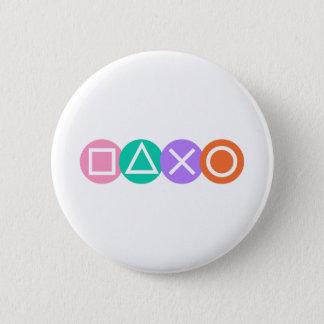 Badge Symboles fondamentaux de jeu
