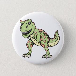Badge T-rex !  Personnalisable !