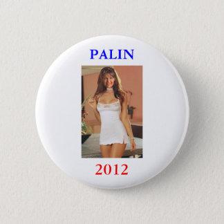 Badge T-shirt drôle de Palin de bouton de Palin 2012