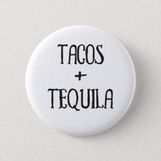 Badge Tacos et fille de partie de tequila
