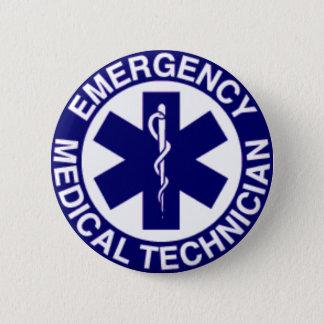 BADGE TECHNICIENS MÉDICAUX EMT DE SECOURS