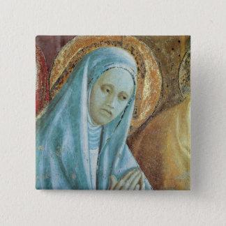 Badge Tête de saint Anne de la présentation de