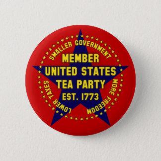 Badge Thé des Etats-Unis de membre