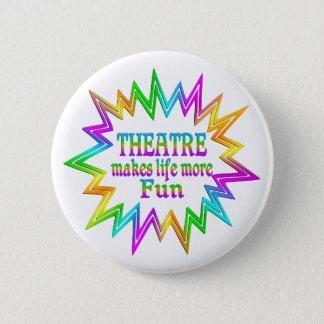 Badge Théâtre plus d'amusement