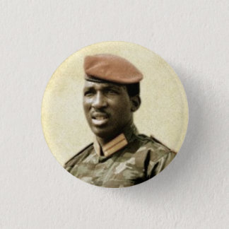 Badge Thomas Sankara