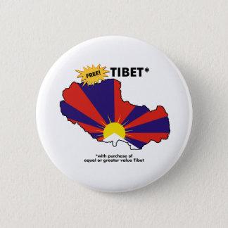 Badge Tibet* libre