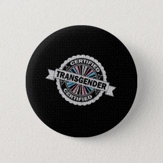Badge Timbre certifié de transsexuel