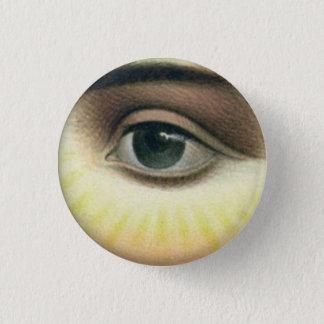 Badge Tout l'oeil voyant