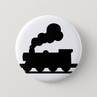 Badge Train de chemin de fer