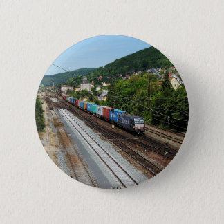 Badge Train de marchandises dans les Gemünden au Main