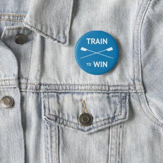 Badge Train de rameurs pour gagner l'équipage de