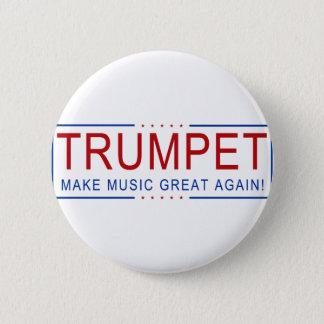 Badge TROMPETTE - rendez la musique grande encore !