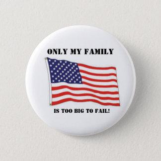 Badge Trop grand pour échouer !