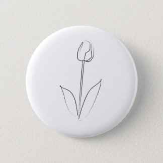 Badge Tulipe de traçage