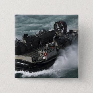 Badge Un coussin d'air de barge de débarquement de