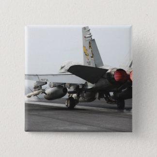 Badge Un frelon de F/A-18C lance du poste de pilotage 2