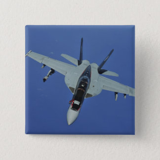 Badge Un frelon superbe de la marine F/A-18F des USA en