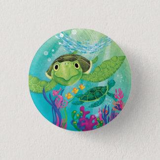 Badge Une délivrance de tortue de mer