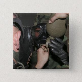 Badge Une soudure aide une marine