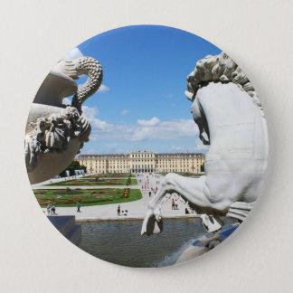 Badge Une vue de palais de Schonbrunn à Vienne, Autriche