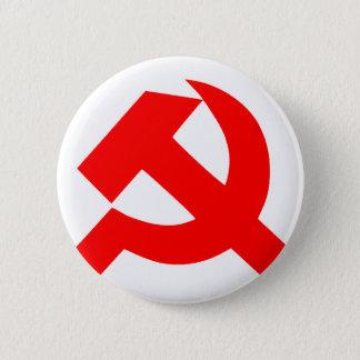 Badge Union Soviétique primitive CCCP de marteau et de