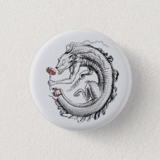 Badge uroboros sushi