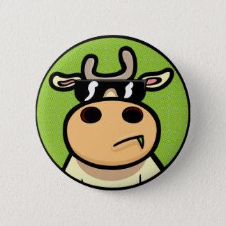 Badge Vaches fraîches