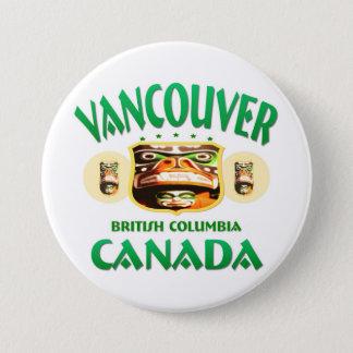 Badge Vancouver Canada
