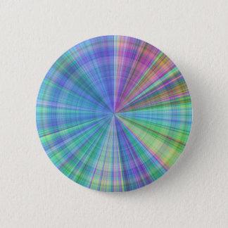 Badge varitations intenses de couleur de roue de couleur