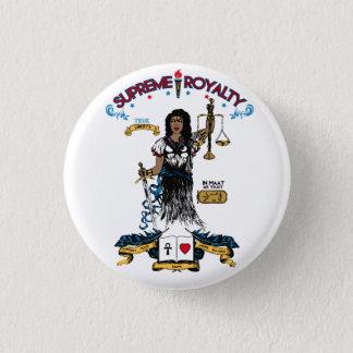 Badge VÉRITABLE bouton de LIBERTÉ de pourcentage suprême