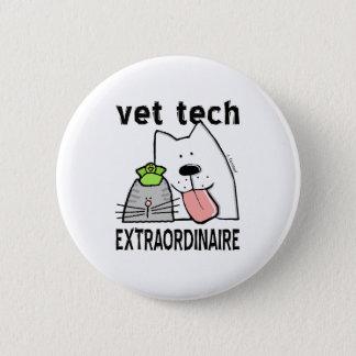 Badge vétérinaire+vétérinaire de