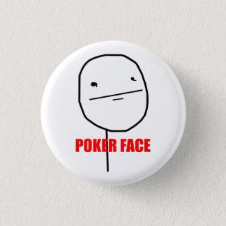 Badge Visage de tisonnier Meme