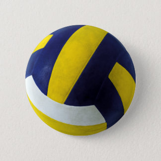 BADGE VOLLEYBALL