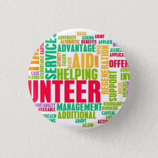 Badge Volontaire