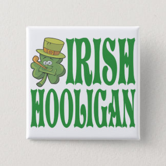 Badge Voyou irlandais
