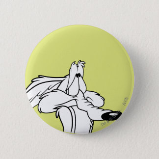 Badge Wile E. Coyote Looking
