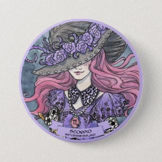 Badge Zodiaque de Lolita : Scorpion