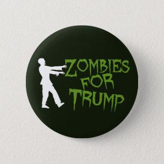 Badge Zombis pour l'humour d'atout