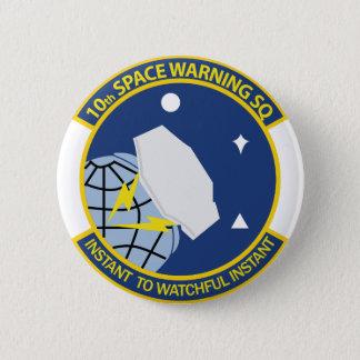 Badges 10ème Escadron d'avertissement de l'espace