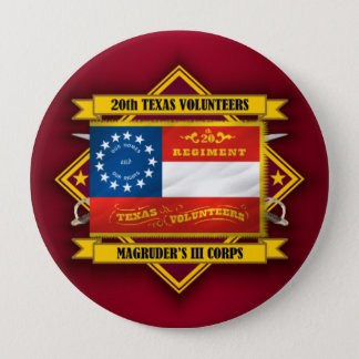 Badges 20ème Infanterie du Texas (v5)