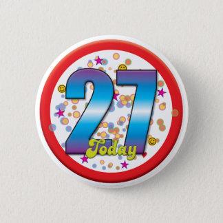 Badges 27ème Anniversaire aujourd'hui v2