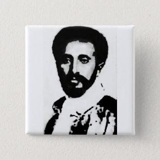 """Badges 2"""" IL insigne de Haile Selassie I"""